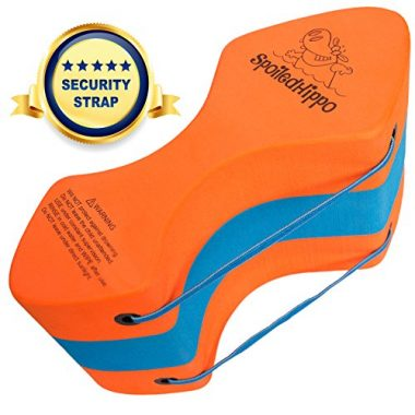 SpoiledHippo Training Aid for Professionals Pull Buoy