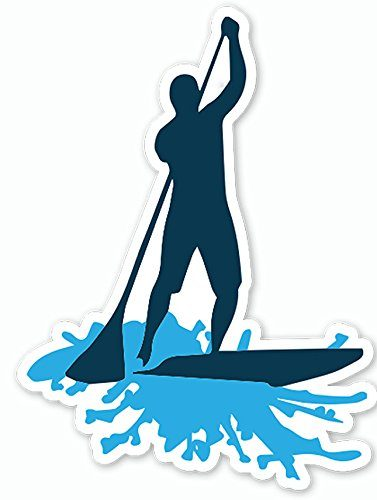 NALU SUP Sticker Decal Paddle Board Accessory