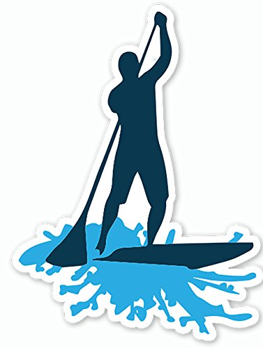 NALU SUP Sticker Decal Paddle Board Accessory