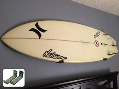 Naked Surf | Minimalist Surfboard Wall Racks StoreYourBoard