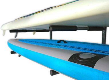 Double SUP Wall Rack StoreYourBoard