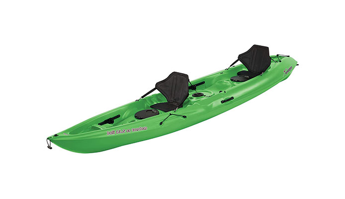Sun Dolphin Bali 13.5 Foot Two Person Kayak