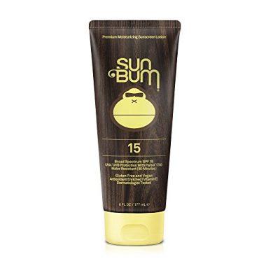 Sun Bum Original Moisturizing Tanning Lotion