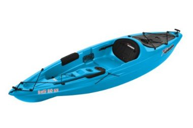 Sun Dolphin Bali SS 10-Foot Sit-On Top Fishing Kayak
