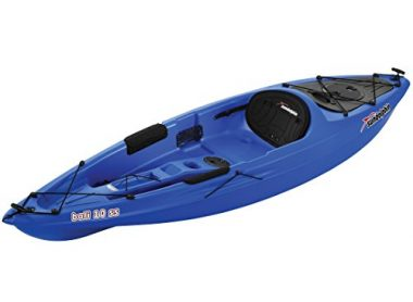 Bali SS 10-Foot Sit On Top Kayak For Dogs by Sun Dolphin