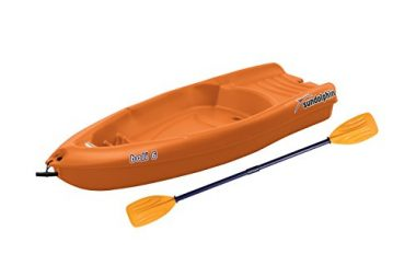 Bali 6-Foot Sit-on-top Kayak By Sun Dolphin