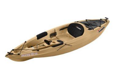 Sun Dolphin Journey 10-Foot Sit-on-top Fishing Kayak For Kid