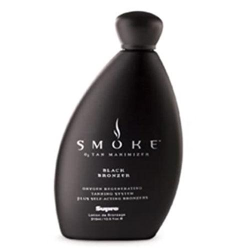 Super Smoke Black Bronzer Tanning Lotion