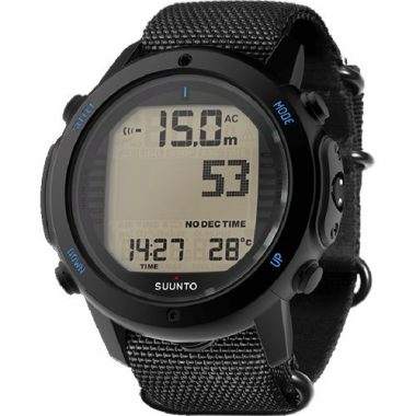 Suunto Novo Zulu Wrist Computer with USB Cable Freediving Watch