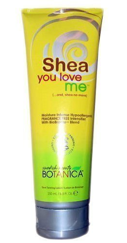 Swedish Beauty, Shea You Love Me Tanning Lotion
