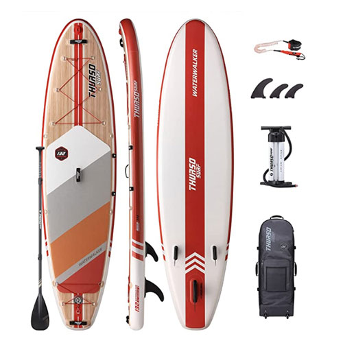 Thurso Surf Waterwalker Inflatable Paddle Board