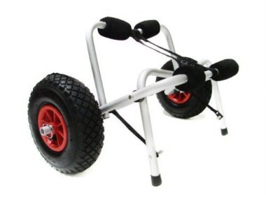 TMS Canoe & Kayak Cart Trolley Carrier