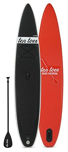 Ten Toes iSUP Inflatable Touring SUP, the JETSETTER