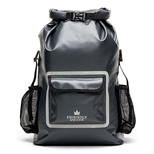The Friendly Swede 35L Dry Bag Waterproof Backpack