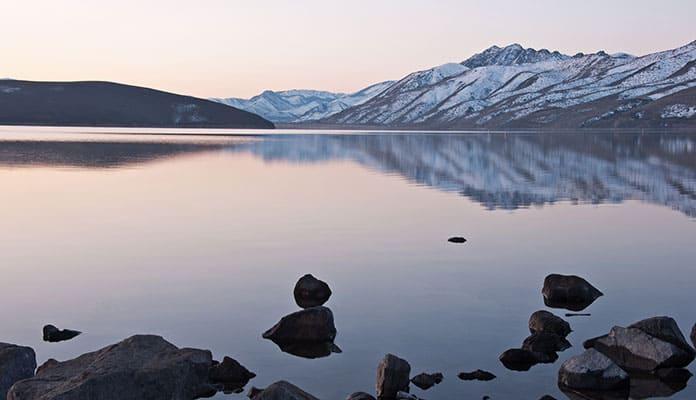 Topaz-Lake