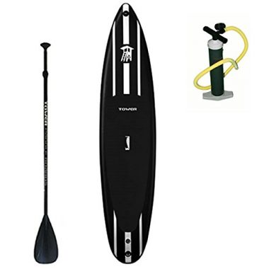 Tower Paddle Boards iRace Inflatable SUP Package