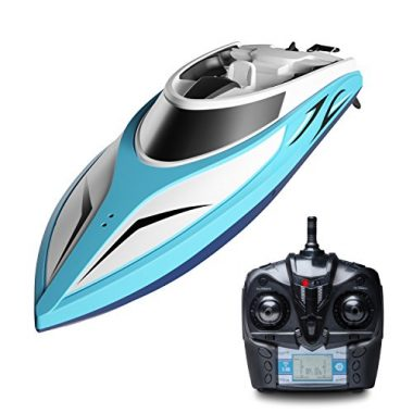 USA Toyz RC Boat (Limited Edition Blue)