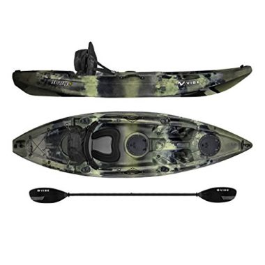 Skipjack 90 9-foot Angler Sit On Top Kayak By Vibe Kayaks
