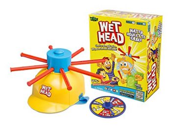 Zing Wet Head Game Water Toys