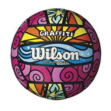 Wilson Graffiti (WTH4634ID) Beach Volleyball