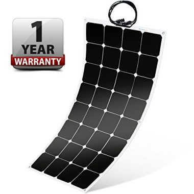 Winnewsun Flexible 100W Solar Panel