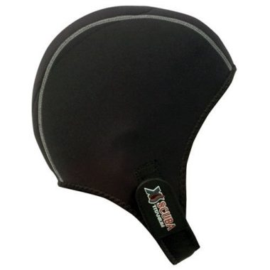 XS Scuba 2mm Neoprene Non-Choking Beanie Dive Hood