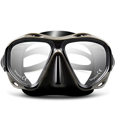 Diving Mask by Zionor
