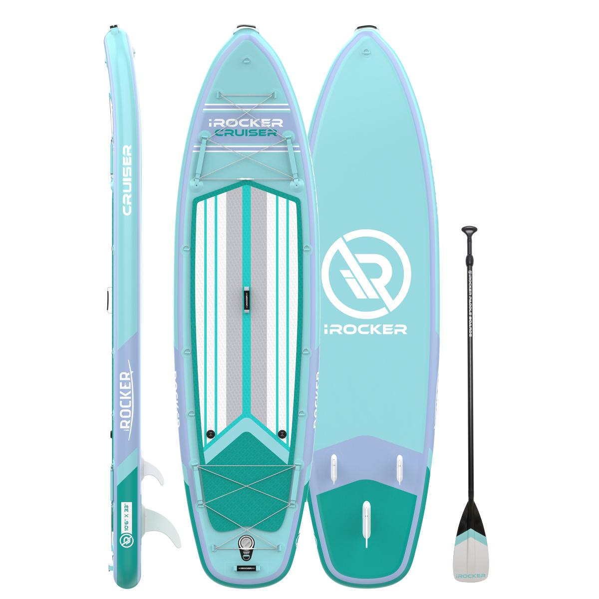 "IRocker Cruiser 10'6"" 2021 Inflatable Paddle Board"