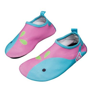 Norocos Lightweight Soft Barefoot Water Shoes For Kids
