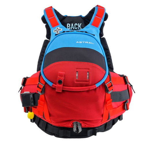 Astral Green Whitewater and River Rescue Life Jacket