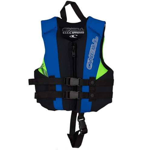 O'Neill Wetsuits Reactor USCG Kids Life Jacket