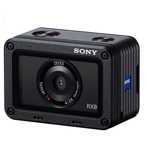 Sony 1.0-type Sensor Ultra-Compact Digital Waterproof Camera