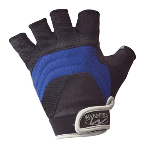 Warmers Barnacle Half Finger Kayak Gloves