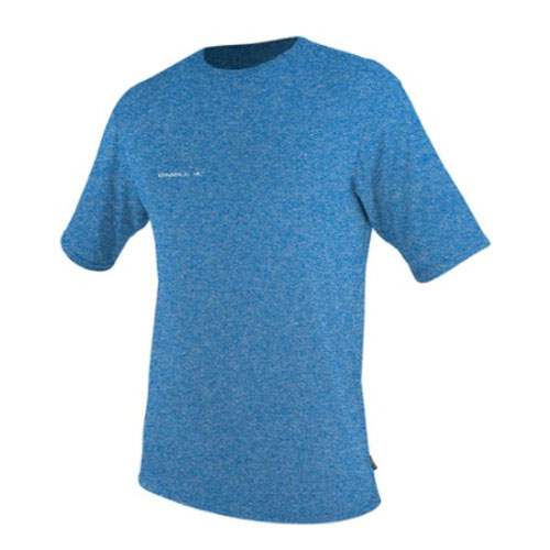 O'Neill Men's Hybrid Short Sleeve Rash Guard