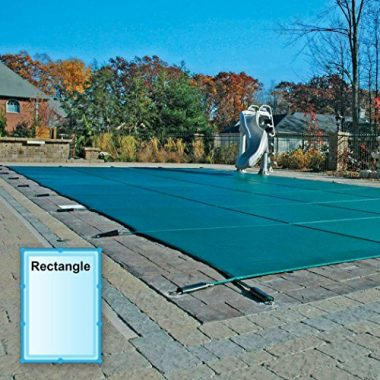 GLI Rectangular Safety Pool Cover
