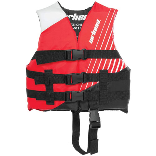 Airhead Ramp Kids Life Jacket