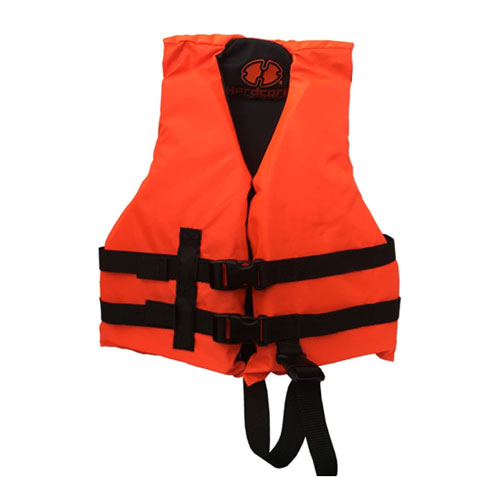 Hardcore Water Sports High Visibility Life Jacket