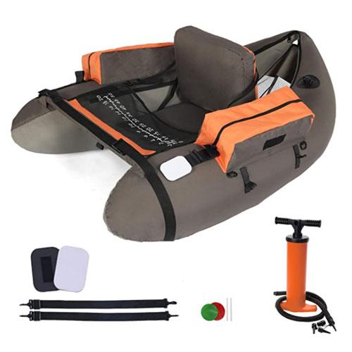 LAZZO Inflatable Fishing Float Tube