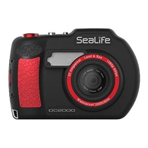 SeaLife DC2000 Waterproof Camera