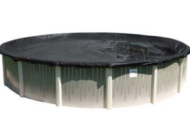 Buffalo Blizzard 24' Round Deluxe Plus Winter Pool Cover