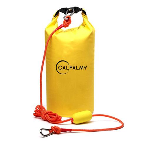 CalPalmy 2-in-1 Dry Bag Sand Kayak Anchor