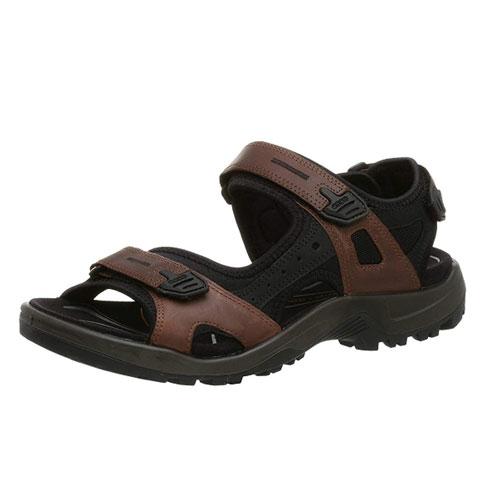 ECCO Offroad 4-Strap Men's Sandal