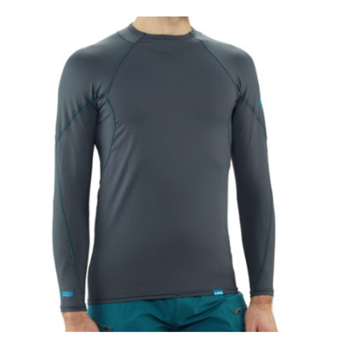 NRS Men's H2Core Long-Sleeve Rash Guard