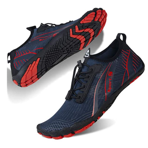 WateLves Barefoot Quick-Dry Kayak Water Shoes