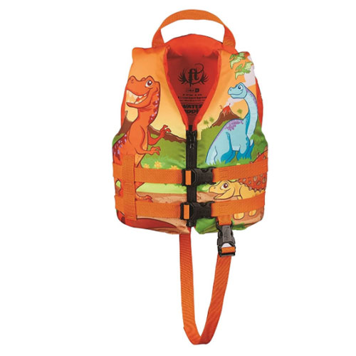 Full Throttle Water Buddies Kids Life Jacket