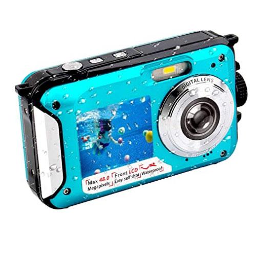 FHD Waterproof Camera