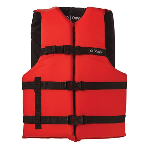 Onyx General Purpose Boating Kids Life Jacket
