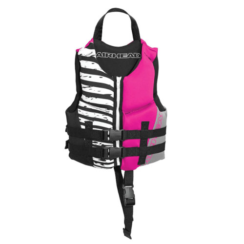 AIRHEAD Wicked Kwik-Dry Neolite Kids Life Jacket