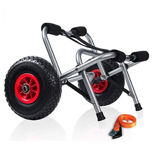 OxGord Caddy Kayak Cart