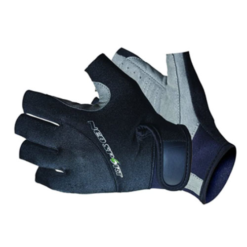 NeoSport 3/4 Finger Neoprene Kayaking Gloves
